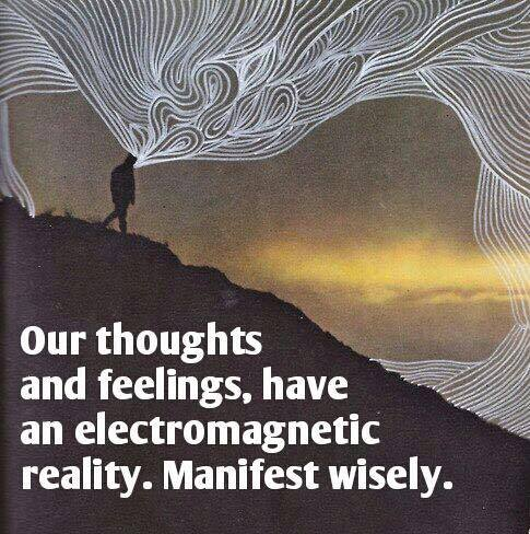 Manifest wisely